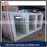 aluminum framed double glazed casement window and door awning window