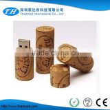 Mini wooden wine bottle shape usb flash memory drive 4gb Bottle Cork USB Drive Wine Champagne Cork Usb Stick                                                                         Quality Choice
