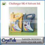 FY union challenger sk4 ink solvent ink 1L or 5L packing