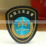 Military uniform plating TPU patch with velcro self- adhesive transfer