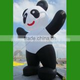 Marketing Advertising Product Inflatable Cartoon Panda H7-0280