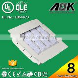 Factory IP67 High Power Modular Design LED Canopy Light for Gas Station with DLC UL Listed
