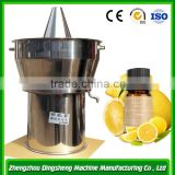 BV Certificate lemongrass essential oil distillation equipment, essential oil extracting machine