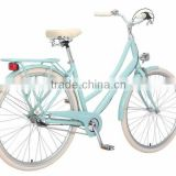 Light alloy frame 28inch lady city bike European city bike city bicycle discount
