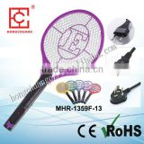 MHR-1359D New Mosquito Swatter Electric Bug Insect Fly Mosquito Zapper Bug Killer