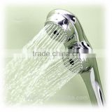 New design hotel amenity for luxurious bathroom dual shower head