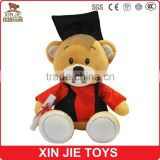 cheap plush teddy bear chinese factory graduate teddy bear manufacturer cheap graduate teddy bear toy