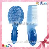 2015 New Products Made In China Promotion Item High Quality Baby Hair Brush And Comb Set For Wholesale