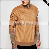 Hot Sale Wholesale Custom Made Sweatshirt All Over Printed Sublimation Heat Transfer Crewneck Printed Sweatshirts Mens                                                                         Quality Choice