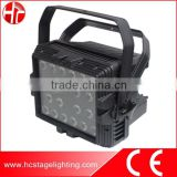 disco party stage light 20*15W 5IN1 China Par Led ip65 rgbaw