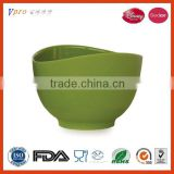 Wholesale Collapsible Silicone Bowl