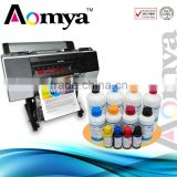 Best selling art paper ink for Epson printers! Aomya no coating smooth prining art paper ink