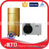 Alto SHW-120 quality certified heating pump with high efficient evaporator and condenser capacity 12kw/h price heat pump