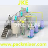 MT-1000L Paints Dispersions Mixing Tank/Wash Pastes Mixing Tank/Silicone Emulsion Mixing Tank