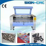 European quality 3d hot sale cheap price non metal laser cutting machine for wood beer bottle