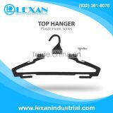 "S14/Bar - 14"" Plastic Hanger with Plastic Hook for Tops, Shirt, Blouse (Philippines)"
