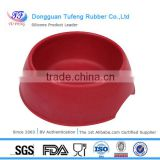 Wholesale new novelty collapsible silicone dog bowl for pet