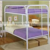 2015 purple color and vey popular metal bunk bed