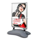 Whirlwind water based b1/b2 aluminum poster board forecourt a board stand                                                                                                         Supplier's Choice