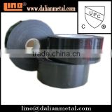 Black Pipe Wrap Tape for Underground Steel Pipe Warping