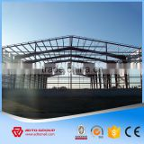 Anti-Corrosion Prefabricated Steel Warehouse steel structure components fabrication and designing construction building products
