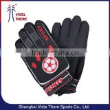 Europe 's big clubs logo cheap goalkeeper football soccer gloves whosale                                                                         Quality Choice