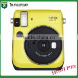 Fujifilm Instax Mini70 Yellow Instant Film Camera