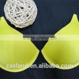 Yellow Foam Bra Cups for Wedding Dress (BCAY079)