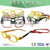 Hot selling good quality rectangle children eyewear optical frames                                                                         Quality Choice
