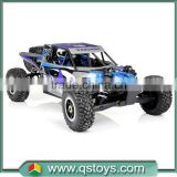 Shantou rc car New Wltoy 1:8 2.4G top speed remote control truck with brushless motor