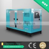 100kw silent generator diesel , automatic voltage regulator for gen-sets, Weichai generator diesel, 125kva power plant
