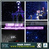 Christmas led star drop curtain dmx led curtain outdoor led curtain supplied by China largest wholesaler