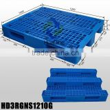 Hot sale cheap euro pallet size plastic pallet1200*1000 mm                                                                                                         Supplier's Choice
