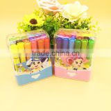 Bona kids Colored Ink Water Based Marker pen Magic Water Color Pen
