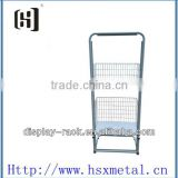 metal exhibition racks/ toy shop display stand / merchandise display floor stand HSX-S247