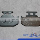 SCL-2012040328 Motorcycle Brake Disks Brake Pads Fit for YZ 250 A 90 R/FA152 Motorbike Parts