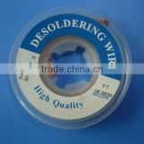 desoldering wire solder wick electronics grade copper braid desoldering wire 2.0mm (W) *1.5m (L)