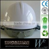 industrial safety helmet CE proved with Chin Straps high impact resistance
