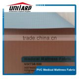 PVC tarpaulin for antibacterial medical mattress