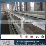 colorful stone coated steel roofing manufactuerer tile making machinery with long life durability