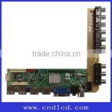 Universal Full HD LCD LED TV Spare Parts Controller Mother Mainboard Solution