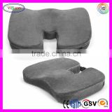 F050 Coccyx Memory Foam Seat Cushion Hard Adjustable Lower Back Pain Relief Hard Foam Cushion