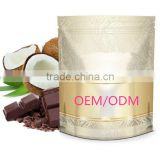 Factory Wholesale High Quality Whitening & Anti Cellulite Body Scrub with Organic Cacao Coconut & Dead Sea Salts