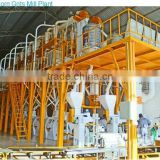 100T/Day maize flour Production Line Corn Flour Mill grain Crusher cereal grinding machine