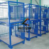 Industrial Wire Pallet Stacking Frame Steel Mesh Container Pallet
