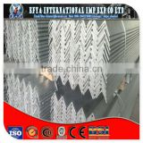 Equilateral Galvanized Steel Angle