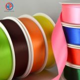 Polyester Festival Craft Satin Ribbon For Chocolate And Gift Packaging
