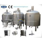 5bbl beer brew system electric heating