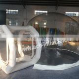 Inflatable customized clear/transparent bubble tent