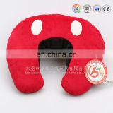 ICTI plush toys factory stuffed toys manufacture sleep promoting neck warmer
